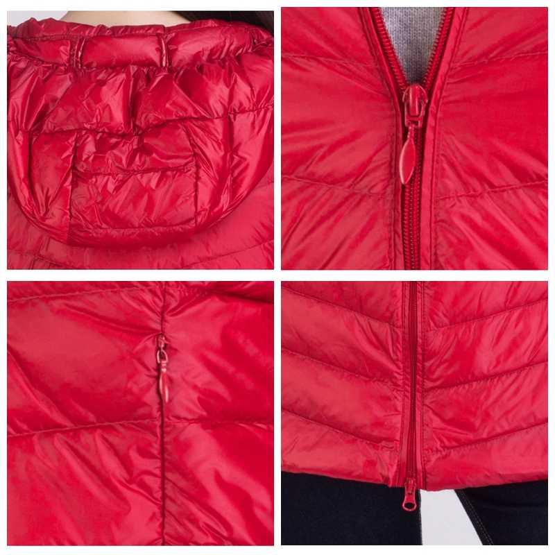 NewBang женские ультра легкие белые пуховики женские пуховики длинные женские зимние теплые пальто женские тонкие ветровки пальто