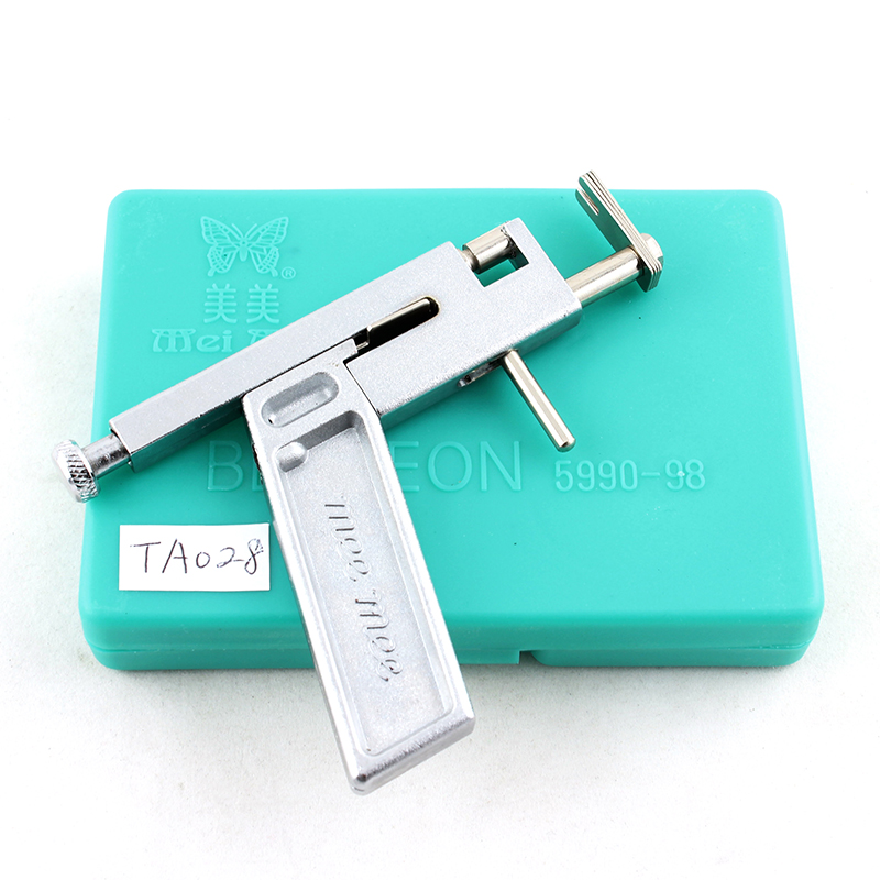 OPHIR Tattoo Ear Piercing Gun Kit Steel Body Piercer Metal Supply_TA028