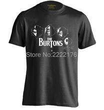 The Burtons Mens & Womens Fashion T shirt