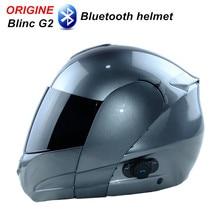 New arrival ORIGINE bluetooth motorcycle helmet bluetooth intercom flip up dual lens helmets ECE approved capacete casco moto
