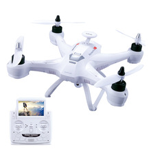Professional filming video rc drone X181 5.8G FPV 2MP HD Camera 5 Inch Monitor Brushless Motor RC Quadcopter VS HUAJUN W609-8