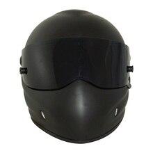 Mat Noir CRG DOT motocross casque off road descente moto casques approuvé route racing casque qualité moto casque