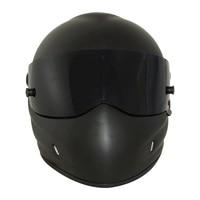 Matte Black CRG DOT Motocross Helmet Off Road Downhill Motorcycle Helmets Approved Road Racing Helmet