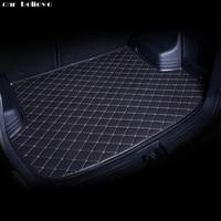 Car Believe Car Trunk Mat For Nissan x trail t30 t31 Qashqai j10 j11 patrol y62 teana j31 car Accessories styling cargo liner