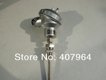 WZPK-338 Class A with Threaded connector with fastener M16 x1.5 Pt100