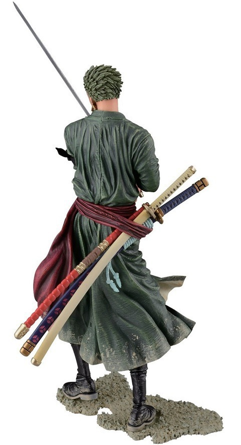 One Piece Action Figure – Roronoa Zoro | 20cm