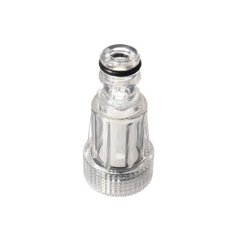 Auto Wasmachine Water Filter Hoge-Druk Aansluiting Fitting Hogedrukreinigers Voor Karcher K2 K3 K4 K5 K6 K7 serie