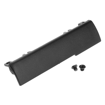5 pcs Hard Drive Cover HDD Caddy Door Lid With Screws For Dell Latitude E6440 Series px60024 for dell vostro 260s inspiron 620s optiplex 7010 dt hard drive caddy tray