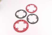 DECKAS/94+96BCD round/elliptical bicycle road Mountain bike crank bicycle sprocket mountain bike mountain sprocket for GX crank все цены