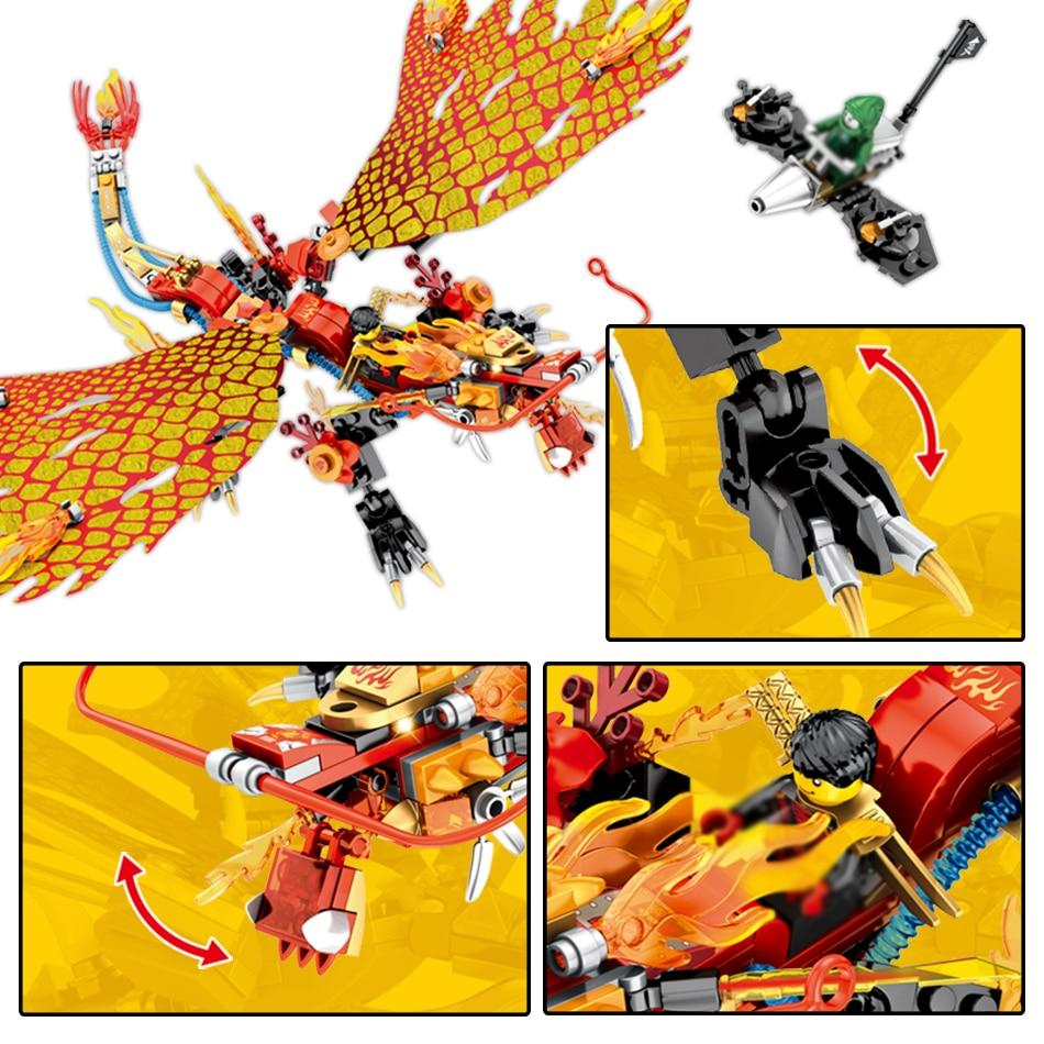 Blocos sembo blocos dragon knight ninjagoe Features 1 : Compatible With Famous Compatible Legoe City