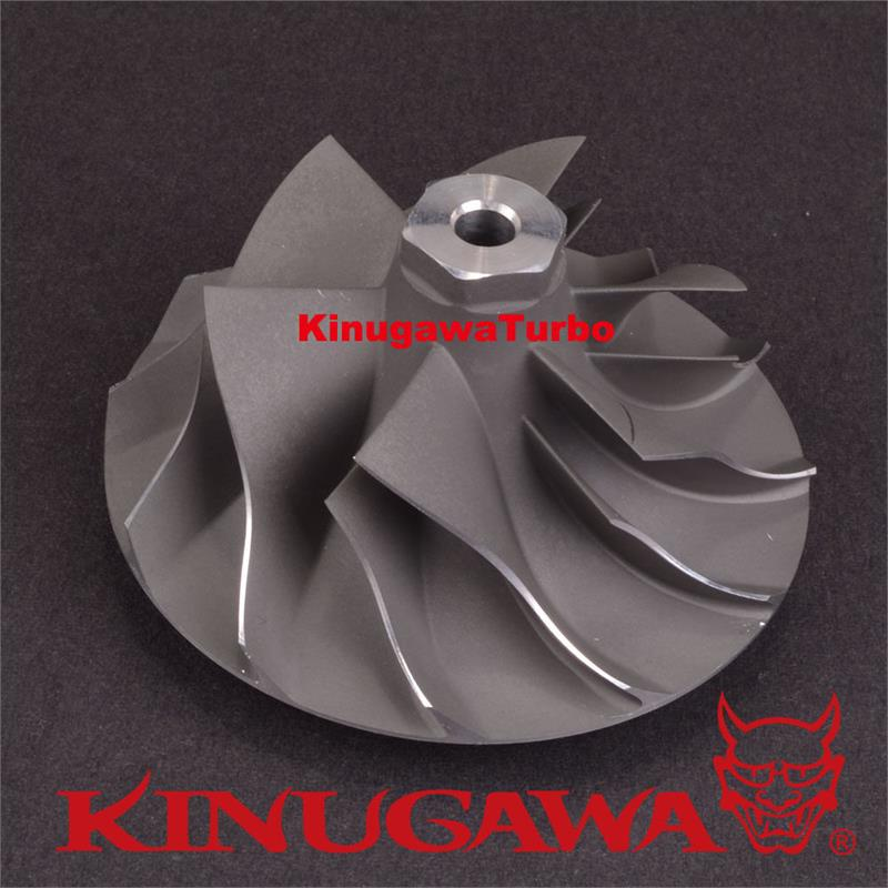 Turbo Compressor Wheel for Garrett GT4202R Ball Bearing 74.7mm / 102.3mm / 53 Trim