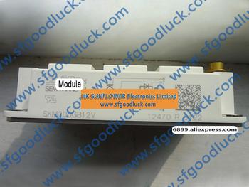 SKM300GB12V tranzystor V-IGBT (6 Generacji wykop V-IGBT) moduł 1200 V 319A SEMITRANS 3 waga 325g tanie i dobre opinie Fu Li Nowy