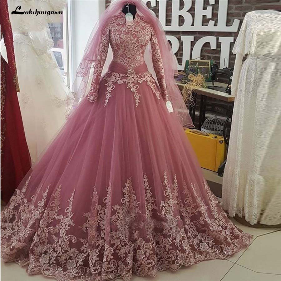225c3219b69 Long Lace Sleeve Formal Party Evening Dress