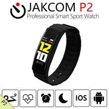 JAKCOM P2 Inteligente Profissional Relógio Do Esporte como Pulseiras em akilli bileklik smartbuy xiomi