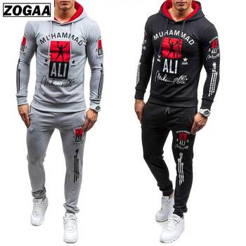 brand new large format printer parts 512 konica umc board set ZOGAA Men's Tracksuit Brand New Fashion 2 parts hooded sweatshirt and sport pants set Two Piece Set male Sweatsuit