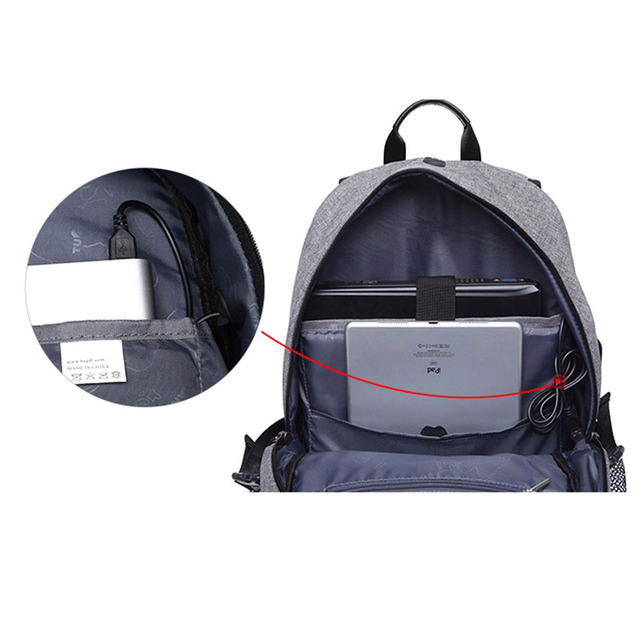 Sports Bag Black Outdoor Fitness Training Bag Basketball Backpack Man 15.6 Inch Laptop Schoolbag SportS Soccer Gym Bag pack Male 4