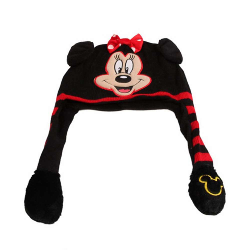 Funny Knit Cap Press The Air Bag To Move Ear Creative Toys for Kids Child