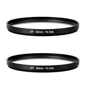 Image 3 - 52/55/58/62/67/72/77/82mm Ultra Violet UV lens Filtre Koruyucu Canon Nikon Sony için Sigma Pentax Kamera