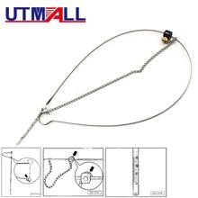 T40178 Adjustable Engin Oil Dipstick Gauge Tool for Audi A6 A5 A4 2 0L 3 2L