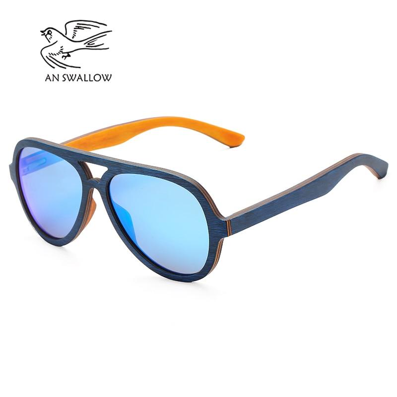7a0f725f9e Un trago sol polarizadas mujeres hombres capas de madera monopatín marco  cuadrado gafas de estilo para las gafas en caja de madera en Gafas de sol  de ...