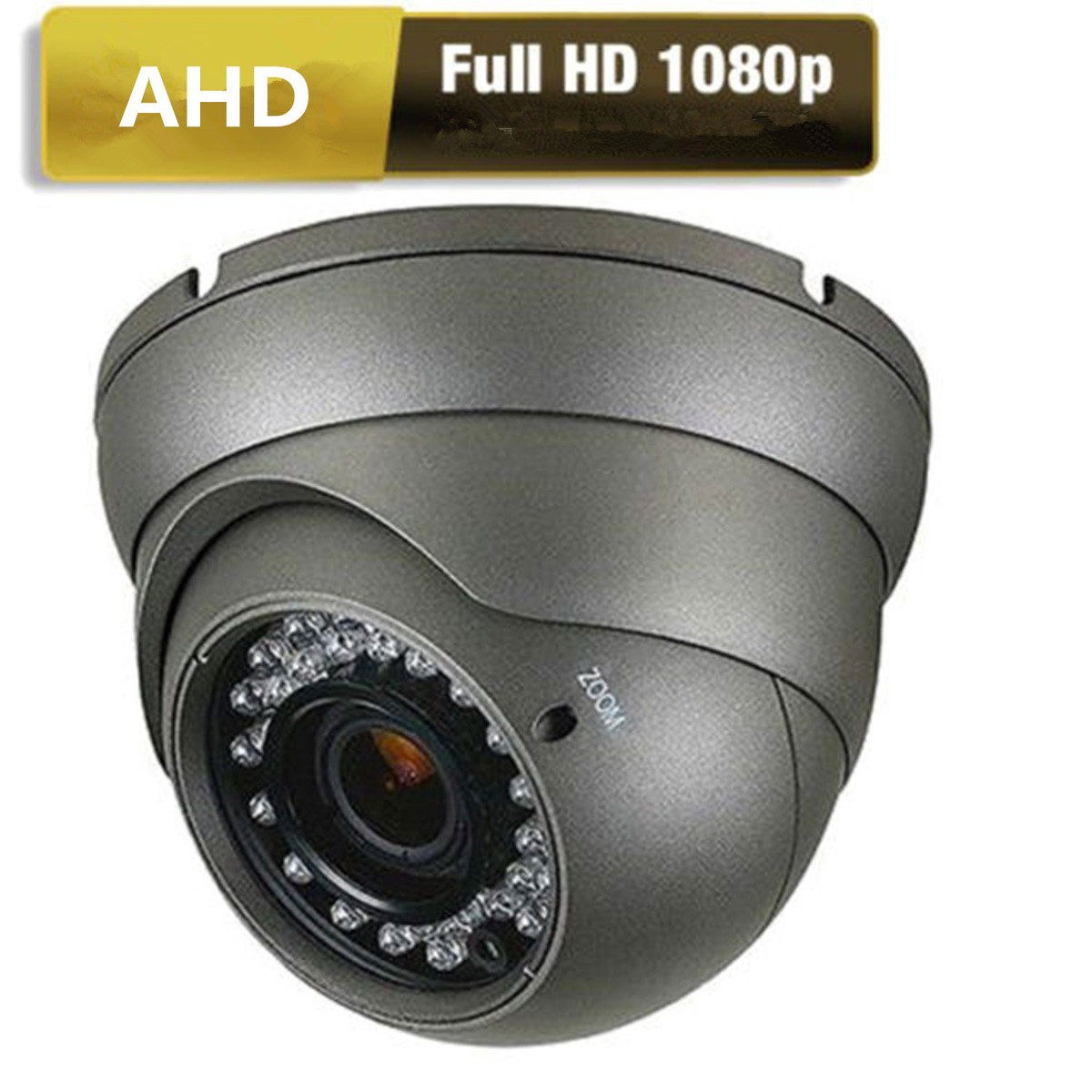 HD 2.0MP 1080P Dome Security Camera Day Night Vision 24 IR Leds Waterproof Outdoor/Indoor Wide Angle 3.6mm Lens For CCTV System drop shipping gift boys girls students time clock electronic digital lcd wrist sport watch july12