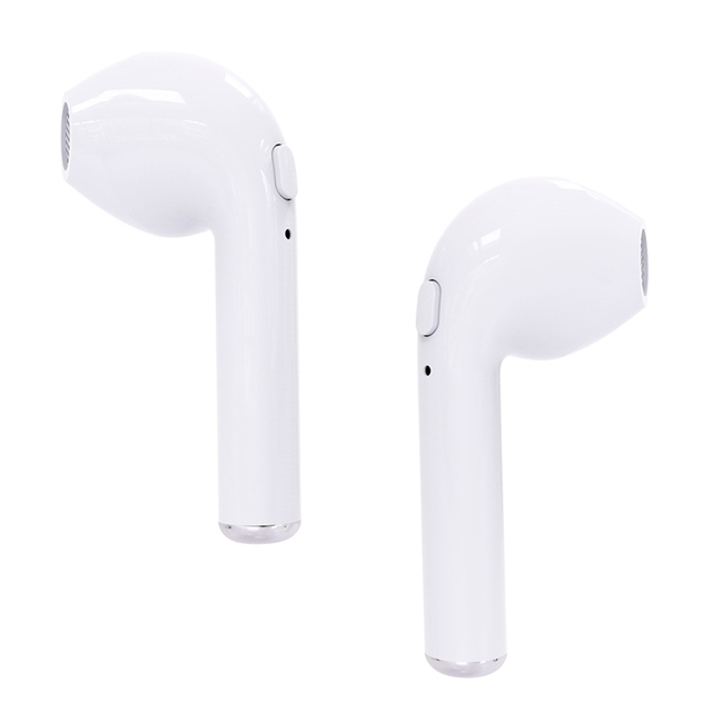 Direct Selling i7s TWS Twins True Wireless Earphone Mini Bluetooth V4.2 Earbuds Stereo Headset Headphones With Mic Charging Box