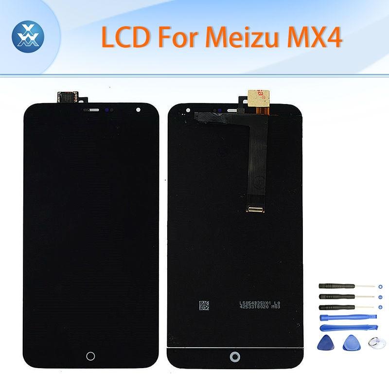 Meizu MX4 lcd BLACK