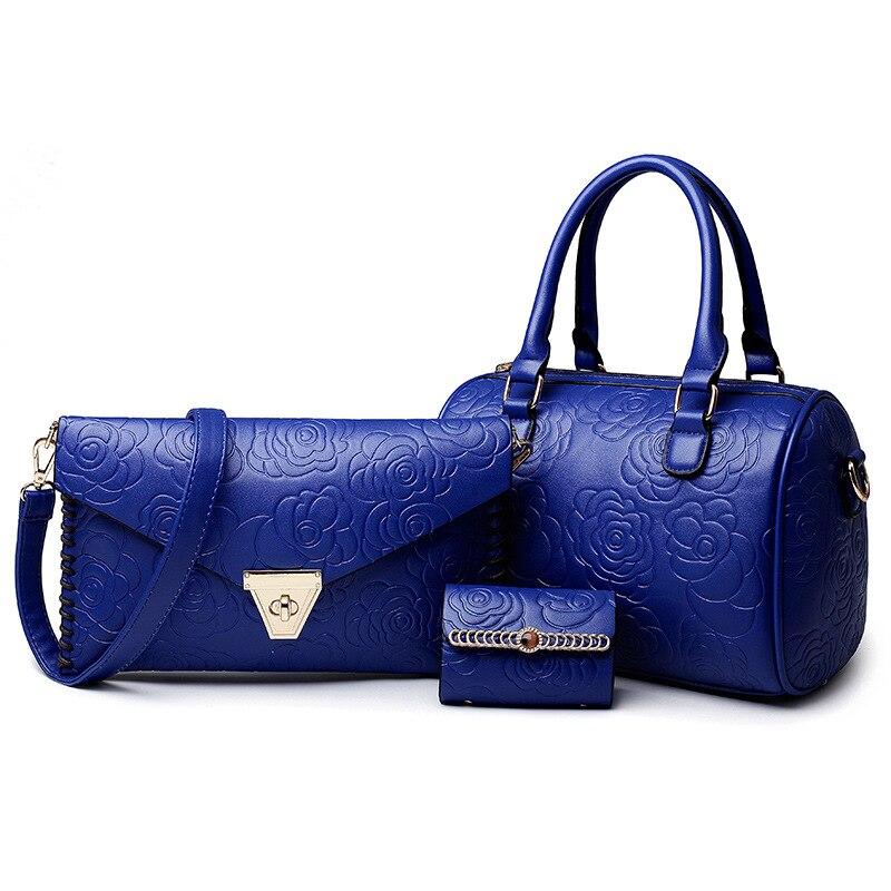 mulher bolsas de couro embossing Bags Fashion Element : Composite Bag