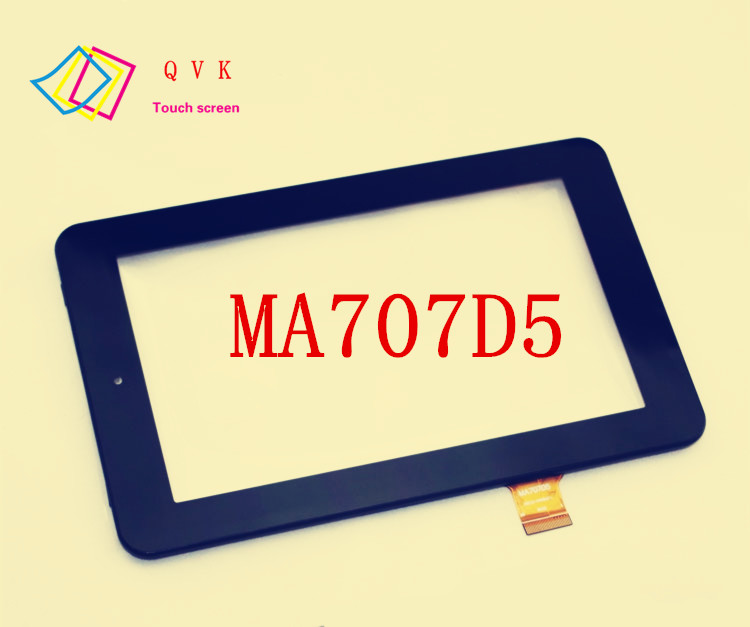 все цены на 10pcS + Frame New Replacement touch screen Digitizer for MA707D5 10112-0B5067C 10112-0A5067C tablet panel  With Tools онлайн