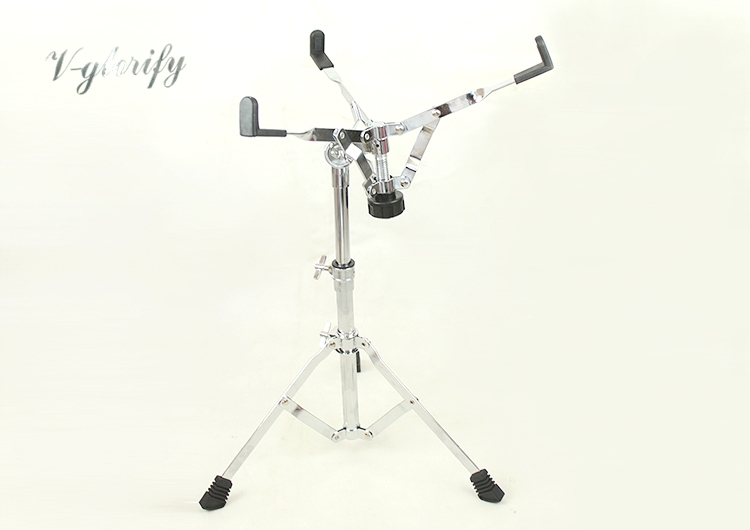 Snare Drum Stand multiple triangle bracket metal percussion