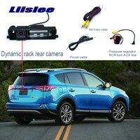 Liislee For TOYOTA RAV4 XA30 2005~2012 Car Parking Camera Rear View Camera Reverse Backup Camera HD CCD Night Vision