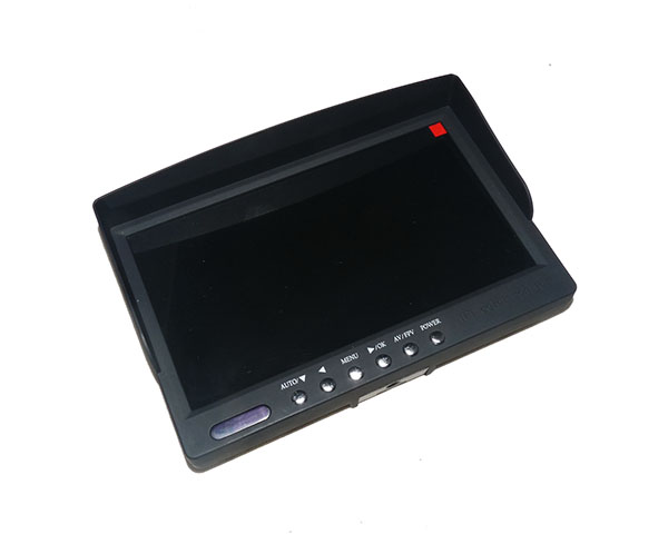 5.8GHz 32Ch Built-in Receiver 7 inch 800x480 FPV Monitor / Screen W/ Battery Compartment for RC Multicopter
