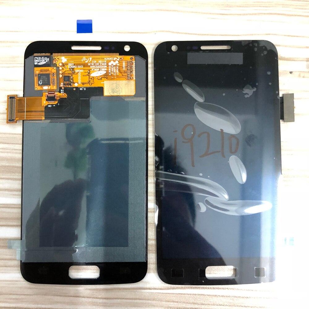 AMOLED s2 LCD pour Samsung Galaxy S2 4G LTE i9210 téléphone LCD affichage écran tactile numériseur assemblée