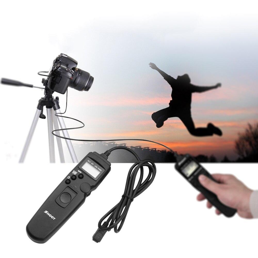 DC2 For Nikon D7000 D3100 D5000 D90 D7100 D600 control remoto Disparador MC