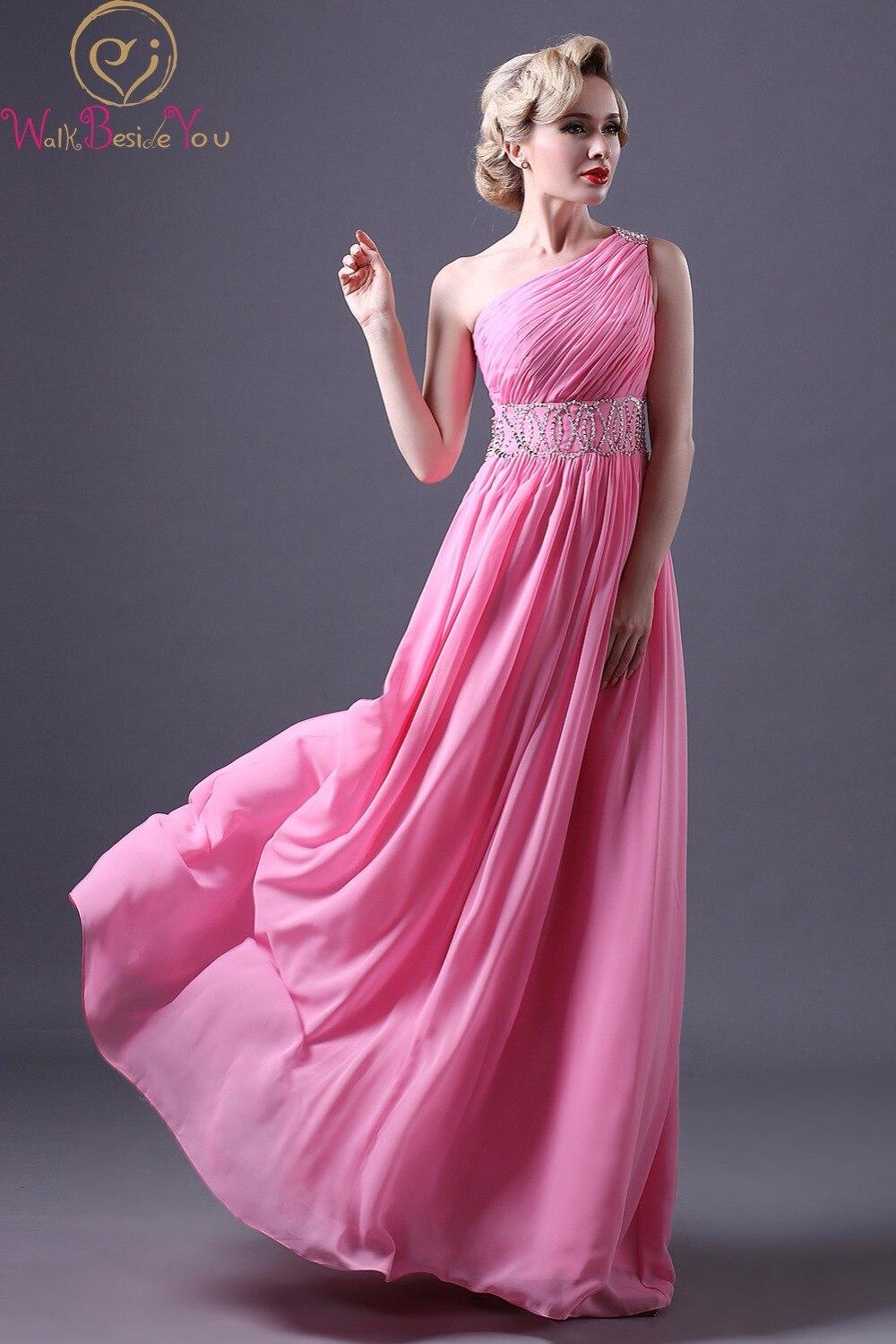 Asombroso Vestido Largo Del Baile De Melocotón Imágenes - Vestido de ...