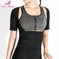 Lover Beauty Hot Shapers Sauna Sweat Adjust Body Shaper Women Slimming Thermo Push Up Vest Waist