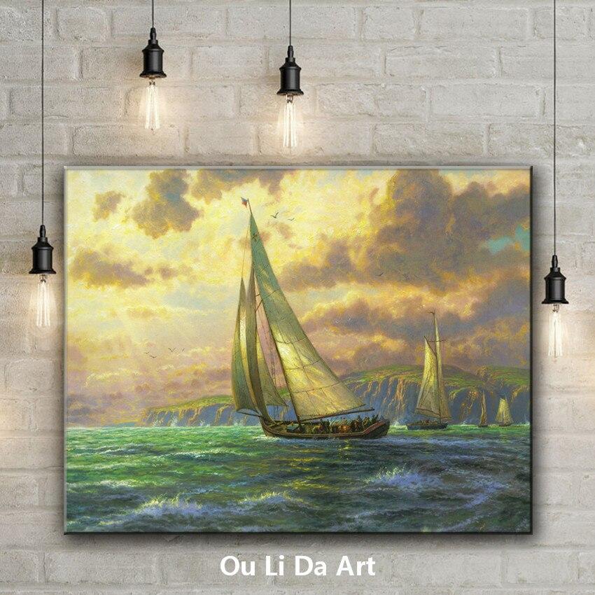 Awesome Boat Wall Art Inspiration - Art & Wall Decor - hecatalog.info