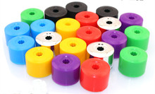 20 UNIDS Aplicable a la roewe 350550 mg de cinco jue 3 MGGTMGGS tornillos de tuerca tornillo de rueda cubierta de la llanta