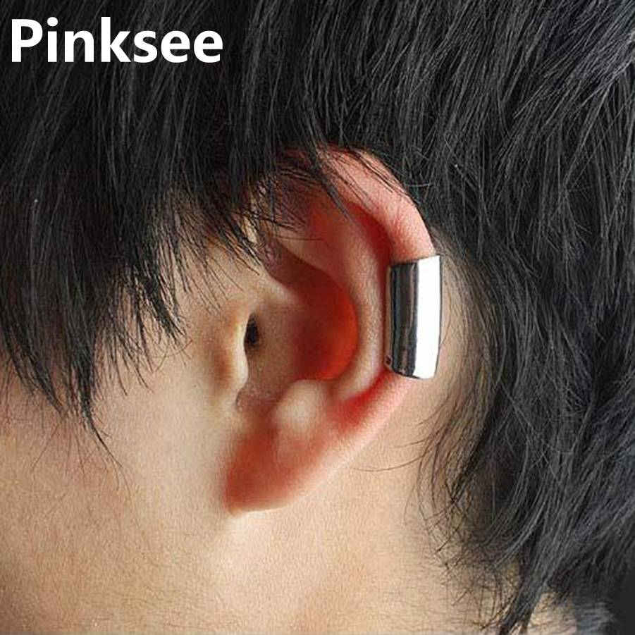 Ear Cuff Simple Clip On Wrap Cartilage