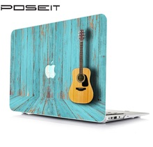New Hard Crystal  Printed patterns Case Cover Sleeve for MacBook Air 11 A1465/13 inch A1466 pro A1278 retina 13 A1502 12 цена в Москве и Питере