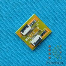 Pinos para 8 8 Pinos 0.5 milímetros FFC Cabo de Extensão Do Conector Adaptador 5 pçs/lote