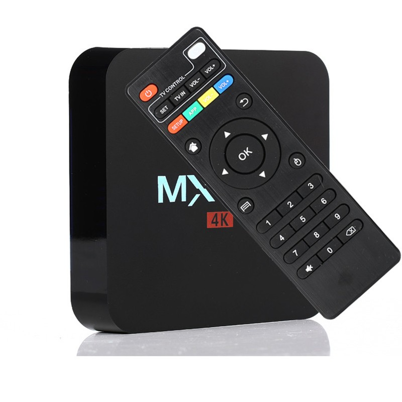 Pro Android TV Box Amlogic S905 Quad Core Android 5.1 TV Box 1GB 8GB WIFI 4K 1080p Kodi Fully Loaded media player