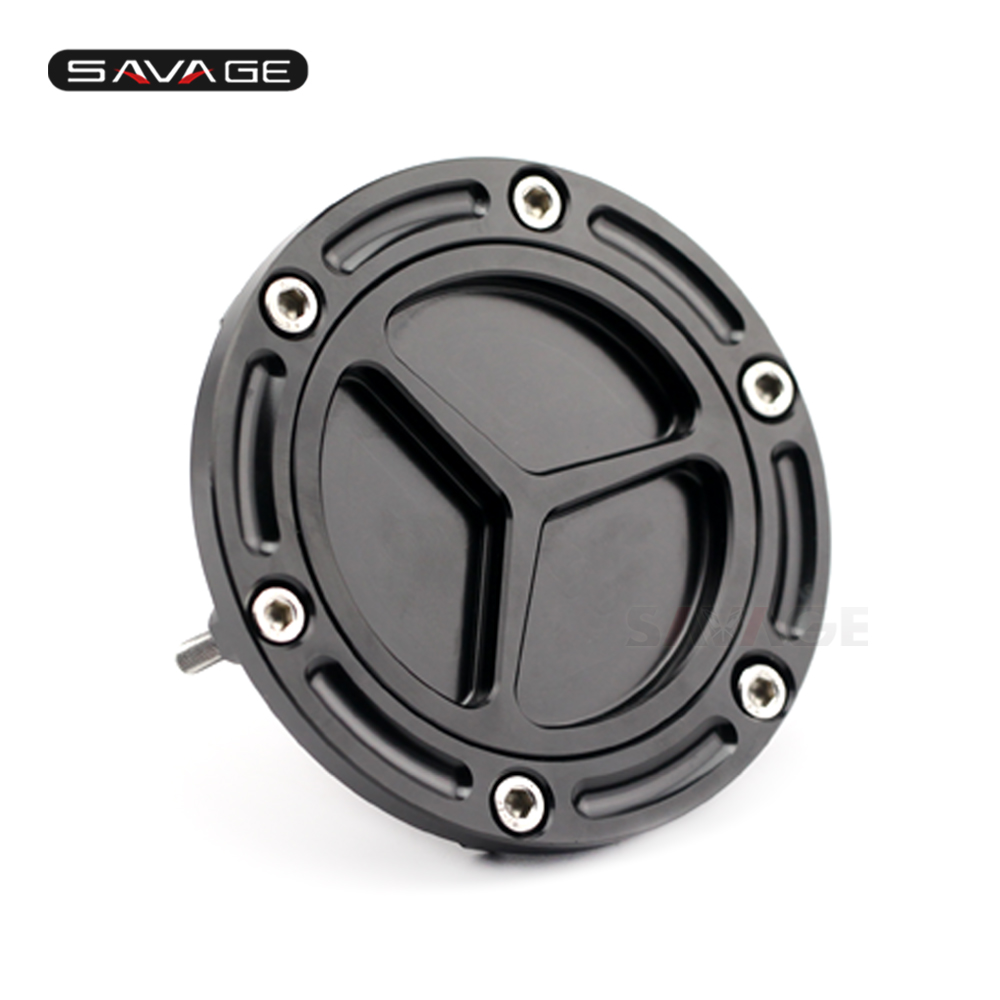 Gas Fuel Tank Cap Cover For KAWASAKI EX250R NINJA 250R 300 Z250 Z300 2008 - 2017 Motorcycle Accessories CNC Aluminum Black for kawasaki ninja 300r 300 r 2013 2017 ninja 250r 2008 2016 z250sl z300 motorcycle folding extendable brake clutch levers