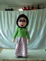 Пенопласт высокого качества костюм женщина маскарадный костюм арабские леди костюмы