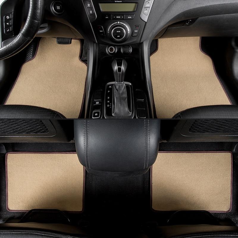 Kalaisike tapis de sol universels pour CHANA tous les modèles CS35 Alsvin Benni CX20 CX30 CS75 CS15 CS95 CS55 accessoires de style de voiture - 6