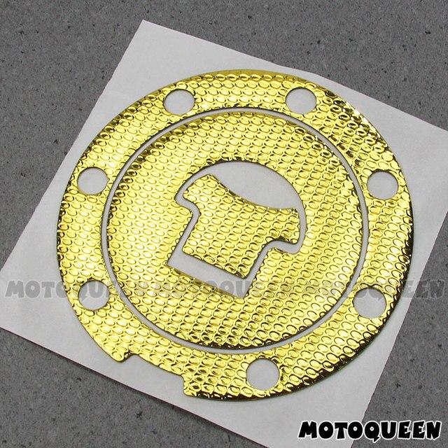 Motorcycle Fuel Gas Cap Protector Cover Pad Sticker Decals For HONDA CBR RVF VFR CB400 CB1300 CBR1000RR CBR250R F4 F4i CBR 600RR
