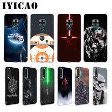 IYICAO Star Wars Marvel duro caso de Huawei Honor 6A 6C 7A 7C 7X8 8X9 10 20 9X Lite Pro Honor juego Nota 10 20(China)