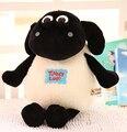 Muñeca de la felpa 1 unid 30 cm 40 cm de la historieta encantadora nueva oveja Timmy Tiempo decoración del hogar los niños de peluche de juguete creativo regalo para el bebé