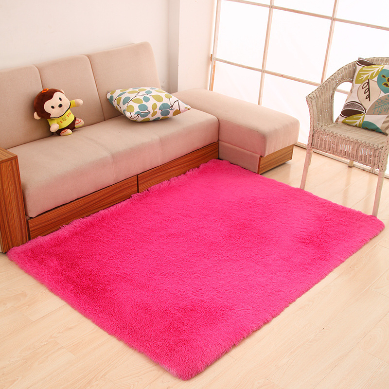 Washable Area Rugs Living Room: Shaggy Area Rug For Living Room Home Decor Soft Large