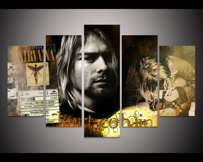 Buy nirvana painting and get free shipping on AliExpress.com